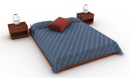 bed Stock Photo - 10126926