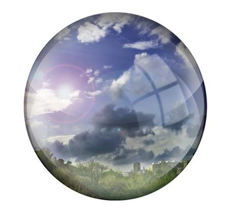 Dry Rio Crystal Ball photo