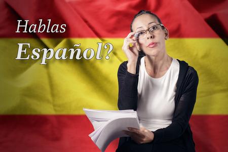 Sprechen Sie spanisch?