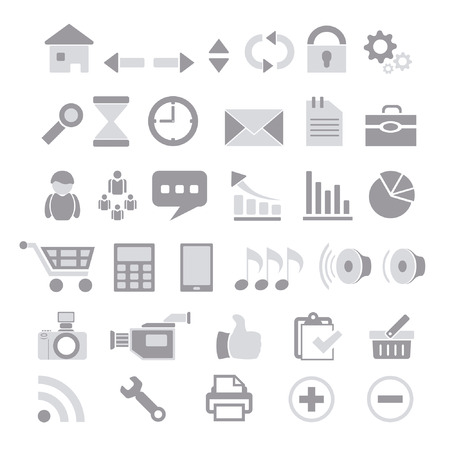 Icons für Web