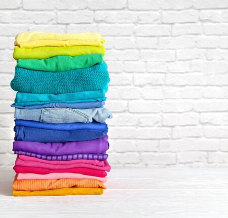 Womens wardrobe sweatshirts shirts and blouses