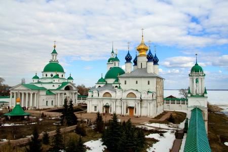 Saviour Yakauleuski Monastery in Rostov
