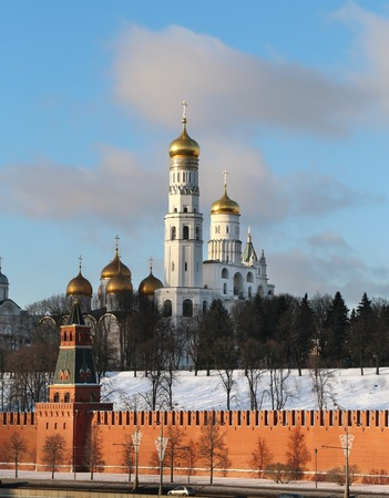Ivan the Great Bell in the Moscow Kremlin photo