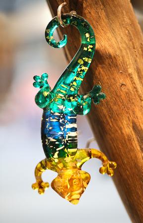 glass gecko photo