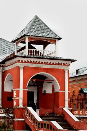 petrovka: Vysokopetrovsky Monastery