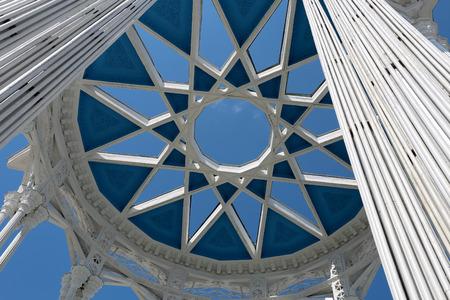 enea: The main pavilion ENEA park in Moscow