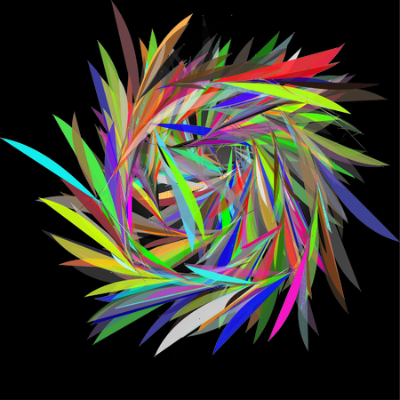 beautiful abstract picture Stock Photo