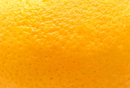 beautiful texture skins orange photographed in close-up Stock Photo