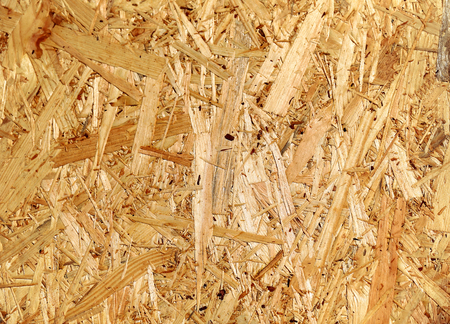 Beautiful texture of wooden plywood photographed in close-up