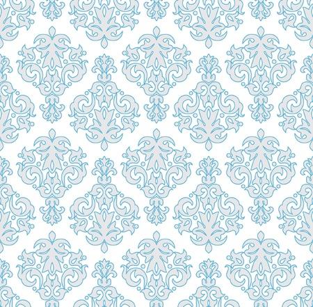 Seamless  wallpaper pattern in  vintage style.