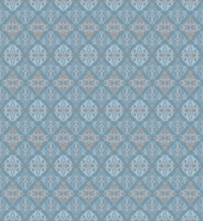 Seamless wallpaper decorative pattern in vintage style Stock Vector - 15170258