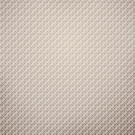 Seamless beige fabric texture with subtle pixel pattern for background design  EPS 10 illustration