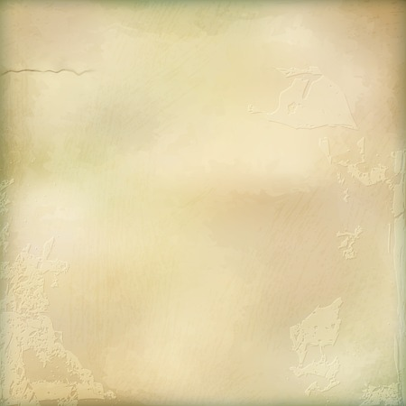 pastel shades: Vector aged plaster wall abstract background with subtle delicate grunge texture of surface in shades of light pastel colors for wallpaper design