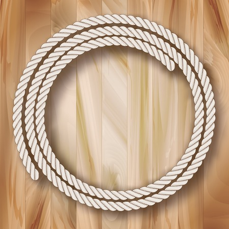 texture twisted: Wood frame rope design