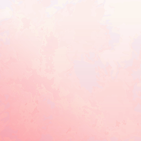 Vector abstract pink watercolor background with subtle grunge texture