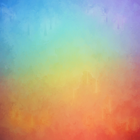 Artistic grunge watercolor background with painting texture