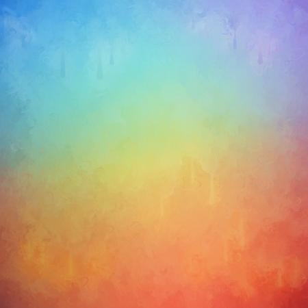 Artistieke grunge aquarel achtergrond met het schilderen textuur