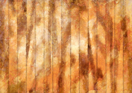 wooden texture: Watercolor Wooden Background. Hand painted abstract texture Stock Photo