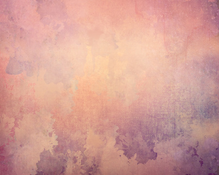 Abstract shabby artistic background with canvas texture Standard-Bild