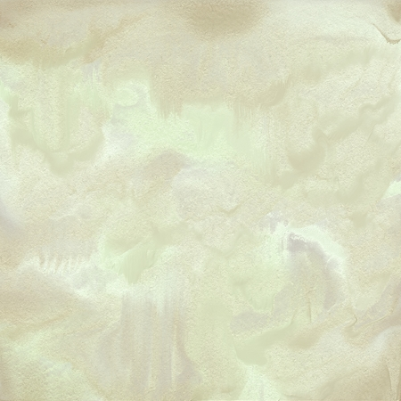 smudges: Cardboard painting texture with transparent soft watercolor smudges Stock Photo