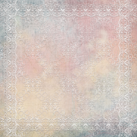 Vintage Fabric Background Фото со стока