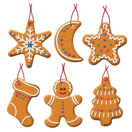 Christmas Gingerbread Set