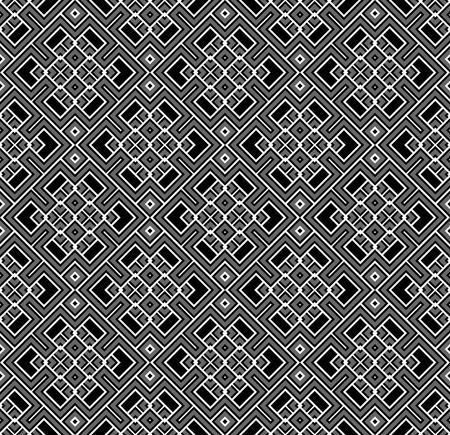 Vector Seamless Pattern Illustration