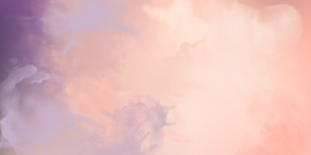 Decorative pink vector watercolor background with painting texture