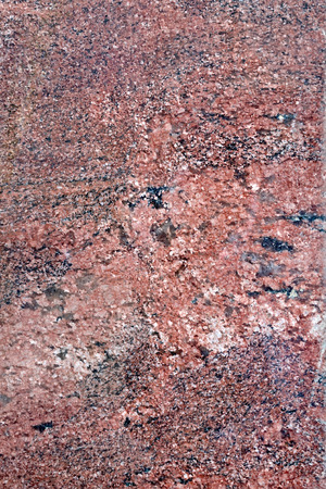 treated: Texture of the treated brown and black granite