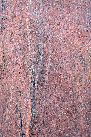 brown granite: The texture of the treated brown granite