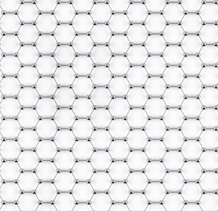 nobel: Tiled graphene sheet model