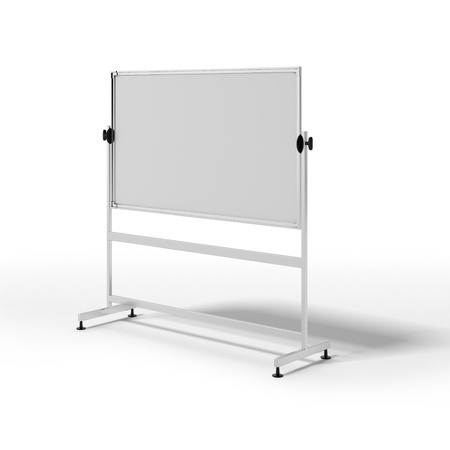 Blank presentation board photo