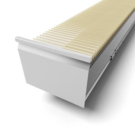 Infinite file cabinet Stock Photo - 16762717
