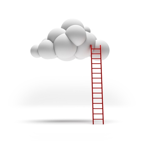 steps to success: Lader to the cloud