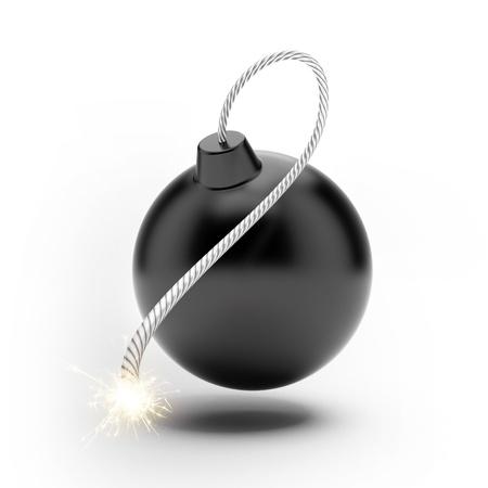 a bomb: Black Bomb