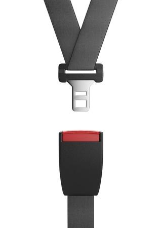 cinturon de seguridad: Cinturón de seguridad Foto de archivo