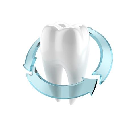 decayed teeth: Tratamiento de diente