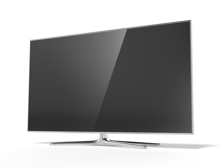lcd tv: tv screen