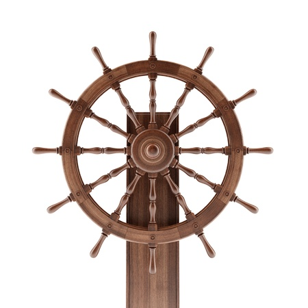 helm boat: nave navegante
