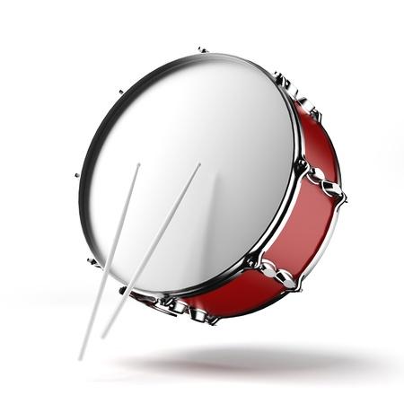 ドラム 写真素材