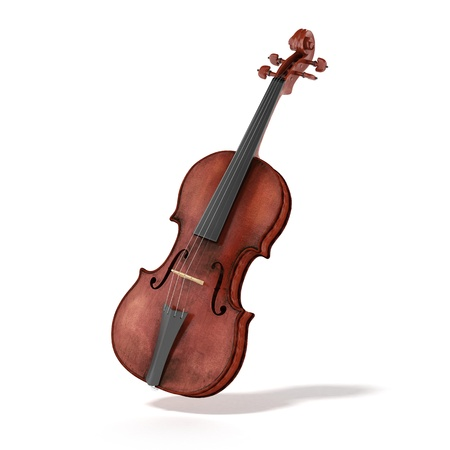 stringed: violin Stock Photo