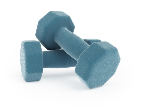 kg: Pair of hand weights