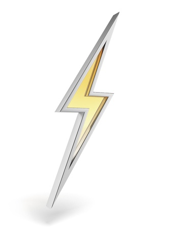 Lightning bolt photo