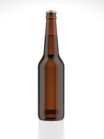 dewed: Bottle of beer