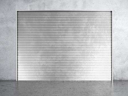 shutter: roller shutter door