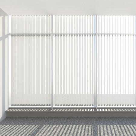 verticales: ventanas verticales persianas de tela 3d rinden