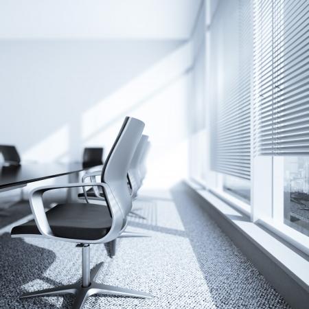 conference room  3d render photo