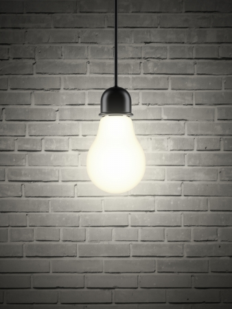 light bulb photo