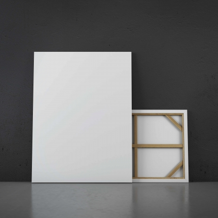 Stehle zwei Frames in der Innen Standard-Bild - 23345666