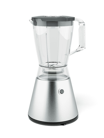 Metal Blender  Stock Photo